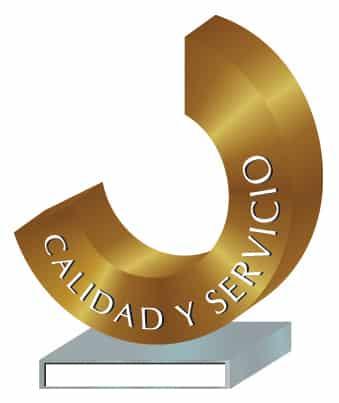 Premios Calidad y Servicio