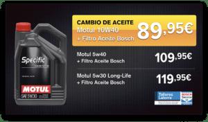 Bosch Car Service Talleres Latorre - Ofertas en cambio de aceite y filtro
